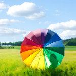 sole ombra ombrello